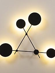 abordables -UMEI™ Créatif / Design nouveau LED / Moderne contemporain Magasins / Cafés / Bureau Métal Applique murale 110-120V / 220-240V 6 W