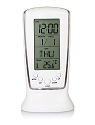 cheap -OEM 510 Alarm Clock  Electronic Thermometer Desktop style, Alarm and snooze