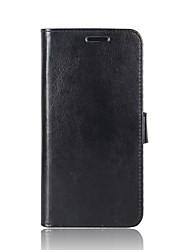 Недорогие -чехол для apple iphone 11 pro max кошелек / визитница / флип чехлы для тела сплошной цвет искусственная кожа / тпу