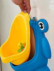 cheap -1pc Frog Children Potty Toilet Training Kids Urinal For Boys Pee Trainer Bathroom
