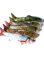 cheap -1 pcs Fishing Lures Hard Bait Detachable Wear-Resistant Adjustable Sinking Bass Trout Pike Sea Fishing Bait Casting Spinning Plastics Carbon Steel / Carp Fishing / Bass Fishing / Lure Fishing