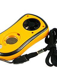 Недорогие -Цифровой тахометр rz8908 портативный воздушный ветер шкала измеритель скорости цифровой анемометр термометр