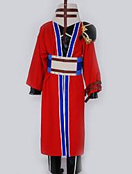 Недорогие -Вдохновлен Final Fantasy Косплей Аниме Косплэй костюмы Японский Косплей Костюмы Особый дизайн Пальто Кофты Брюки Назначение Муж. Жен. / Перчатка / Больше аксессуаров / Перчатка / Больше аксессуаров