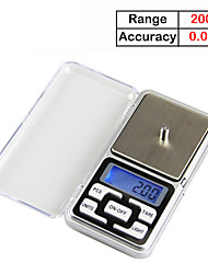 cheap -200gX0.01g Electronic Balance Cuisine Digital Kitchen Scale ELectronicos Kitchen Tool Food Scales LCD Display Weighing Scale
