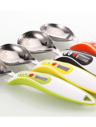 Недорогие -300g/0.1g Портативные Электронная шкала для ложки Кухня ежедневно