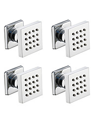 cheap -Contemporary Rain Shower Chrome Feature - Rainfall, Shower Head