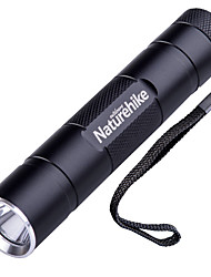 cheap -Naturehike NH17S071-T Handheld Flashlights / Torch Waterproof 180 lm LED LED Emitters 3 Mode with Battery and USB Cable Waterproof Portable Camping / Hiking / Caving Everyday Use Diving / Boating