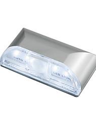 cheap -YWXLight® Kitchen Light LED Battery Under Cabinet Door Key Lights Modern Mini Motion Sensor Lights Night Lights DC 12V
