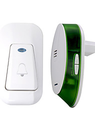cheap -Wireless One to One Doorbell Music Sound adjustable Indoor