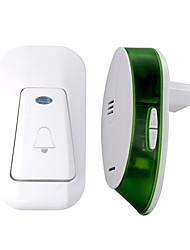 Недорогие -Беспроводной звук дверного звонка один к одному регулируемый в помещении