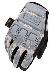 cheap -Full Finger Men's Motorcycle Gloves Leather Wearproof / Non Slip
