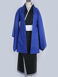 abordables -Inspiré par Petit-fils de Nurarihyon Rikuo Nura Manga Costumes de Cosplay Japonais Costumes Cosplay Couleur Pleine Other / Manteau / Ceinture Pour Homme / Femme