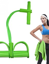 cheap -Exercise Resistance Bands Composite Resistance Training Yoga Fitness Workout For Unisex Body Part