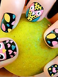 cheap -24 pcs Multi Function Eco-friendly Material Geometric Rhinestones For Creative nail art Manicure Pedicure Daily Trendy / Fashion