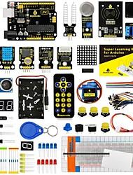 abordables -keyestudio super kit de démarrage / kit d'apprentissage (uno r3) pour le kit de démarrage arduino avec 32 projets 1602 lcd