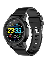 cheap -KUPENG K02 Unisex Smartwatch Android iOS Bluetooth Smart Sports Waterproof Heart Rate Monitor Blood Pressure Measurement Pedometer Call Reminder Activity Tracker Sleep Tracker Sedentary Reminder