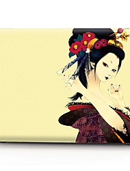 """cheap -MacBook Case Sexy Lady / Cartoon PVC(PolyVinyl Chloride) for Macbook Pro 13-inch / MacBook Pro 15-inch with Retina display / New MacBook Air 13"""" 2018"""
