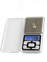 cheap -Dh-668B 500g / 0.01g High Precision Digital Scales LCD Display Mini Electronic Scale Profession Balance Jewelry Scales