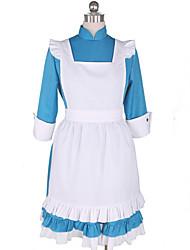 abordables -Inspiré par Kagerou projet Mari Kozakura Manga Costumes de Cosplay Japonais Costumes Cosplay Conception spéciale Robe / Plus d'accessoires / Costume Pour Homme / Femme