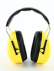 Недорогие -желтый наушник для защиты от пыли на рабочем месте