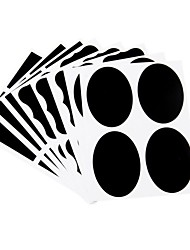 cheap -1 set 36pc Waterproof Glass Bottle Stickers Labels Home Kitchen Jars Stickers Chalkboard Lables Tags