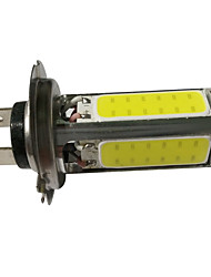 cheap -H7 Car Light Bulbs 35W COB 1600lm LED Fog Light for  Toyota Corolla
