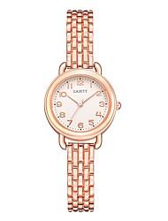 cheap -Women's Dress Watch Wrist Watch Quartz Silver / Rose Gold New Design Casual Watch Analog Casual Fashion - Silver / Black Rose Gold Rose Gold / White One Year Battery Life