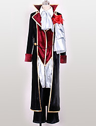 cheap -Inspired by Vocaloid Cosplay Anime Cosplay Costumes Japanese Cosplay Suits Special Design More Accessories / Costume For Men's / Women's