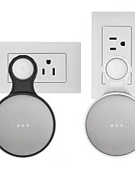 cheap -Outlet Wall Mount Holder for Google Home Mini, A Space-Saving Accessories for Google Home Mini Voice Assistant