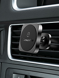 cheap -CaseMe Car Mount Stand Holder Air Outlet Grille Magnetic Type / Adjustable / 360°Rotation Aluminum / Silicone / Metal Holder