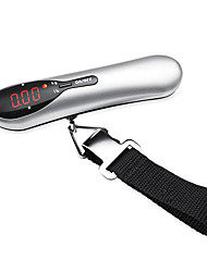 cheap -50kg/50g LCD-Digital Screen Handheld Electronic Luggage Scale Outdoor travel