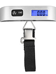 abordables -balance à bagages portable 50kg mini électronique express colis échelle balance à bagages air balance portable rétro-éclairé