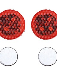 cheap -2pcs LED Night Light Red Auto Switch Safety Emergency LED Car Bulbs Car Decoration Door lamp