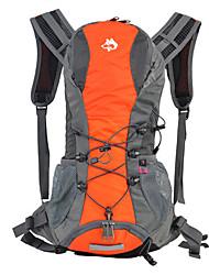 cheap -Jungle King 18 L Hiking Backpack Hydration Backpack Pack Waterproof Breathable Moisture Outdoor Hiking Climbing Cycling / Bike Nylon Orange Green Blue