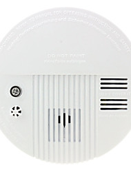 cheap -CK-980AC Smoke & Gas Detectors for Indoor Fire Smoke Alarm Sensor Sound Alarm Security Sensor