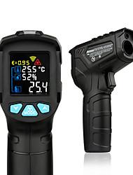 Недорогие -MESTEK IR01C Бесконтактный Инфракрасные термометры -50°C-550°C Измерение температуры и влажности, с предупреждением о тревоге