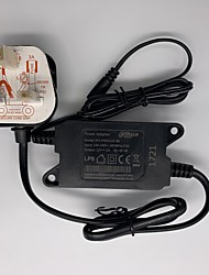 cheap -Dahua® PFM321 12V 1A Power Supply Input AC 100~240V Plug in, 120VAC 240VAC, 12V, amp, Fuse Connection CCTV Accessories