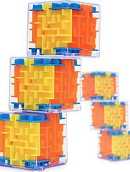 abordables -Cube magique Cube QI MoYu Manuel(le) Scramble Cube / Floppy Cube Stone Cube 1*3*3 Cube de Vitesse  Cubes Magiques Anti-Stress Casse-tête Cube Fait à la Main Pour les enfants Professionnel Enfant