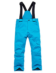cheap -ARCTIC QUEEN Boys' Girls' Ski / Snow Pants Skiing Camping / Hiking Snowboarding Windproof Rain Waterproof Warm POLY Eco-friendly Polyester Pants / Trousers Warm Pants Bib Pants Ski Wear / Kids