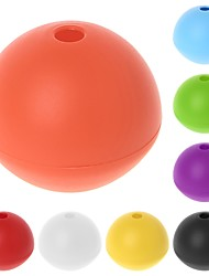 cheap -Silicone Ice Ball Maker Ice Cream Mold Assorted Color