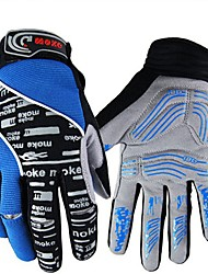 cheap -Full Finger Unisex Motorcycle Gloves Leather / Microfiber / Mixed Material Keep Warm / Wearproof / Non Slip