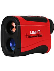 Недорогие -UNI-T LM1500 5M~1500M лазерные дальномеры для гольфа Защита от пыли / Держать в руке Для спорта / для наружного измерения