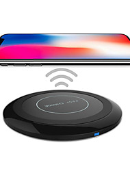 cheap -Wireless Charger USB Charger USB Wireless Charger / Qi 1 USB Port 2 A DC 9V / DC 5V for iPhone X / iPhone 8 Plus / iPhone 8