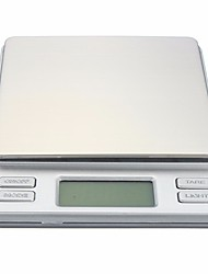 cheap -2000g/0.1g High Definition LCD-Digital Screen Mini Pocket Digital Scale Home life Kitchen daily