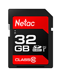 cheap -Netac 32GB Memory Card UHS-I U1 Class10 p600 SDHC for Camera Laptop