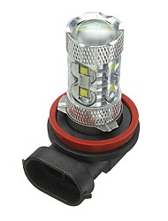 cheap -H8 12 XB-D LED SMD High Power Headlight Fog Driving Light Bulb