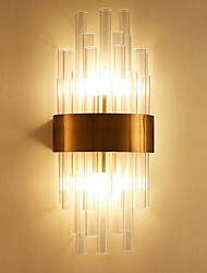 cheap -Creative Modern Contemporary Wall Lamps & Sconces Bedroom / Indoor Metal Wall Light 220-240V 40 W
