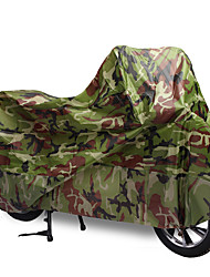 cheap -Motorcycle Bike Scooter Rain Dust Cover Protector Camouflage XL