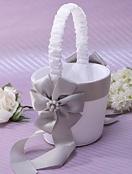 "cheap -Flower Basket Others 8 3/5"" (22 cm) Imitation Pearl / Satin Flower 1 pcs"
