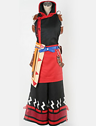 cheap -Inspired by Cosplay Cosplay Anime Cosplay Costumes Japanese Cosplay Suits Pattern Dress / More Accessories / Costume For Men's / Women's